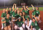 Tampa Catholic Crusaders Girls Varsity Softball Spring 18-19 team photo.