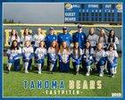Tahoma Bears Girls Varsity Softball Spring 18-19 team photo.