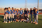Cypress Creek Cougars Girls Varsity Softball Spring 18-19 team photo.