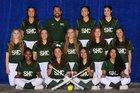 Sacred Heart Cathedral Preparatory Fightin' Irish Girls Varsity Softball Spring 18-19 team photo.