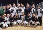 Western Hills Wolverines Girls Varsity Softball Spring 18-19 team photo.