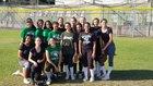 Granada Hills Charter Highlanders Girls Varsity Softball Spring 18-19 team photo.