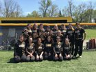 Grove City Eagles Girls Varsity Softball Spring 18-19 team photo.