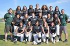 Phoenix Christian Cougars Girls Varsity Softball Spring 18-19 team photo.