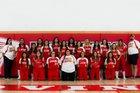 Loving Falcons Girls Varsity Softball Spring 18-19 team photo.