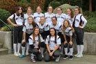 Holy Names Academy  Girls Varsity Softball Spring 18-19 team photo.