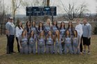 Wayne Valley Indians Girls Varsity Softball Spring 18-19 team photo.