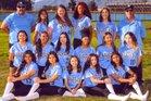 San Gorgonio Spartans Girls Varsity Softball Spring 18-19 team photo.