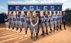 South Lake Eagles Girls Varsity Softball Spring 18-19 team photo.