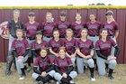 Lincoln Wolves Girls Varsity Softball Spring 18-19 team photo.