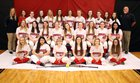 Mena Bearcats/Ladycats Girls Varsity Softball Spring 18-19 team photo.