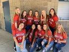 Scottsdale Christian Academy Eagles Girls Varsity Softball Spring 18-19 team photo.