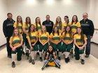 Alexander Trojans Girls Varsity Softball Spring 18-19 team photo.