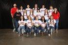 Ferris Saxons Girls Varsity Softball Spring 18-19 team photo.