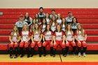 Hilltop Cadets Girls Varsity Softball Spring 18-19 team photo.