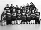 Tremont Turks Girls Varsity Softball Spring 18-19 team photo.
