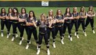 East Ridge Knights Girls Varsity Softball Spring 18-19 team photo.