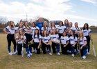 Rogers Mountaineers Girls Varsity Softball Spring 18-19 team photo.