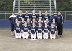 Bainbridge Spartans Girls Varsity Softball Spring 18-19 team photo.