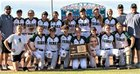 Lawrence Free State Firebirds Girls Varsity Softball Spring 18-19 team photo.
