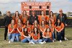 Eldorado Eagles Girls Varsity Softball Spring 18-19 team photo.