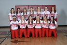 Mansfield Tigers Girls Varsity Softball Spring 18-19 team photo.