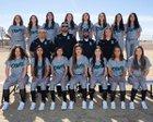 Onate Knights Girls Varsity Softball Spring 18-19 team photo.