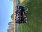 South Granville Vikings Girls Varsity Softball Spring 18-19 team photo.