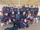 Tularosa Wildcats Girls Varsity Softball Spring 18-19 team photo.