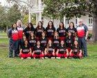 Banning Pilots Girls Varsity Softball Spring 18-19 team photo.