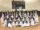 Bentonville West Wolverines Girls Varsity Softball Spring 18-19 team photo.