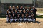 Woodlawn Bears Girls Varsity Softball Spring 18-19 team photo.