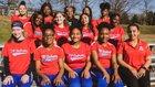 T. Wingate Andrews Red Raiders Girls Varsity Softball Spring 18-19 team photo.