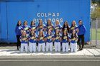 Colfax Bulldogs Girls Varsity Softball Spring 18-19 team photo.