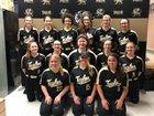 Taylor Griffins Girls Varsity Softball Spring 18-19 team photo.