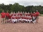 Fort Ann Cardinals Girls Varsity Softball Spring 18-19 team photo.