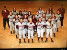 Huntsville Eagles Girls Varsity Softball Spring 18-19 team photo.