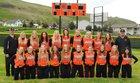Asotin Panthers Girls Varsity Softball Spring 18-19 team photo.