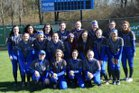 Star City Bulldogs Girls Varsity Softball Spring 18-19 team photo.