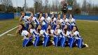 Maiden Blue Devils Girls Varsity Softball Spring 18-19 team photo.