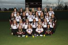 Benton Panthers Girls Varsity Softball Spring 18-19 team photo.