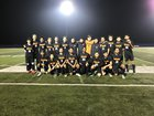 Marysville Indians Boys Varsity Soccer Winter 18-19 team photo.