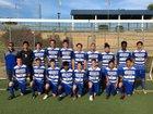 Bonsall Legionnaire Boys Varsity Soccer Winter 18-19 team photo.