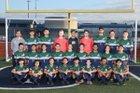 Chino Hills Huskies Boys Varsity Soccer Winter 18-19 team photo.