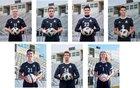 Lakeshore  Boys Varsity Soccer Winter 18-19 team photo.