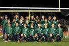 Sage Creek Bobcats Boys Varsity Soccer Winter 18-19 team photo.