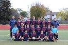 Dublin Gaels Boys Varsity Soccer Winter 18-19 team photo.