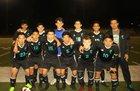 Evergreen Valley Cougars Boys Varsity Soccer Winter 18-19 team photo.