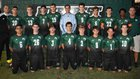 Pine Crest Panthers Boys Varsity Soccer Winter 18-19 team photo.