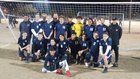 American Leadership Academy - Gilbert North Eagles Boys Varsity Soccer Winter 18-19 team photo.